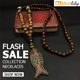 Collection necklaces flash sale