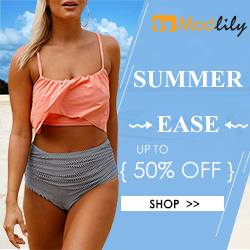 Summer Ease, Up to 50% Off