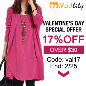Valentine's day special offer 17% off over $30 Code?val17 End?2/25