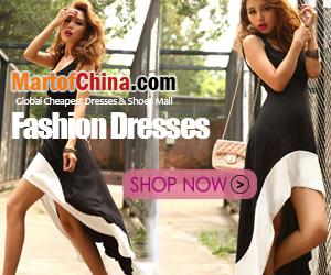 Fashion Dresses of Martofchina
