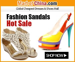 Fashion Sandals Hot Sale!