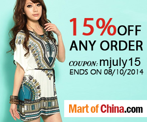 15% off sitewide with Coupon: mjuly15 300*250