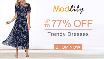Modlily Trendy Dresses UP TO 77% OFF! Dress to Impress