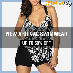 New Arrival Swimwear, Up to 50% off