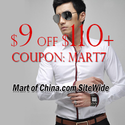 $9 Off $110+ Men's Clothing 250*250