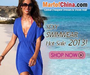 Sexy Swimwear Hot Sale 2013 of Martofchina