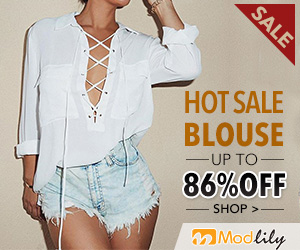 Hot Sale Blouse Sexy? Cute? You Are What You Are. Up to 86% off