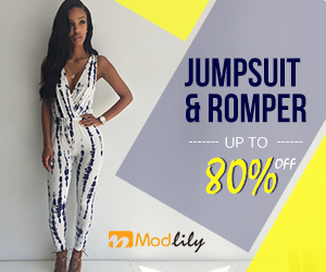 Jumpsuit & Romper Up to 80% off