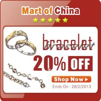 """Bracelet 20% off, with code """"bracelets"""""""