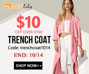 rench Coat for Fall Walking in the wind freely and elegantly            10$ Off over 100$   Code: trenchcoat1030  End: 10/30>>