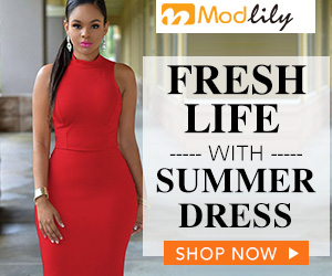 Fresh life with summer dress