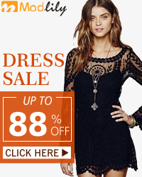 2015 Top selling dresses with biggest discount. Up to 88% off