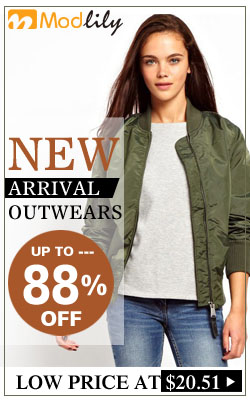 New arrival outerwears up to 88% off