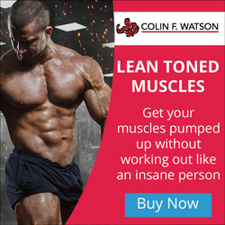 Lean Toned Muscles