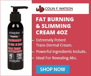 Fat Burning & Slimming Cream 4oz