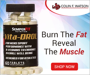 Burn the fat reveal the muscle