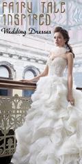 Fairy Tale Style Wedding Dresses
