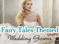Fairy Tale Style Wedding Dresses