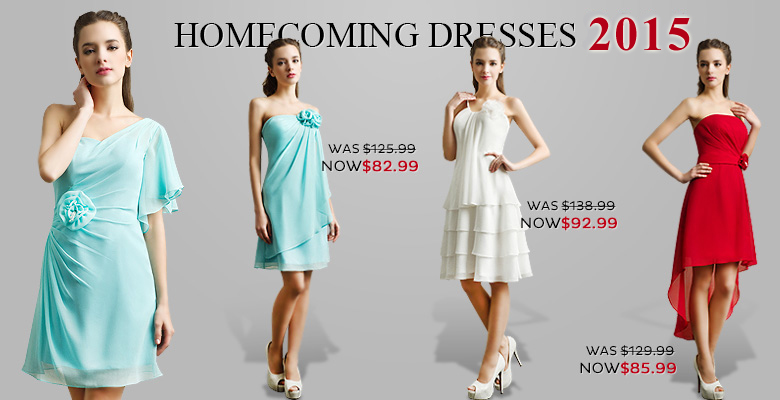 Homecoming dresses - TopWedding.com