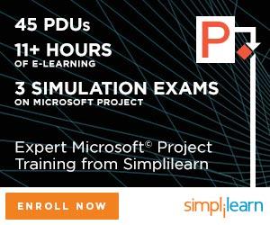 Microsoft Project Certification