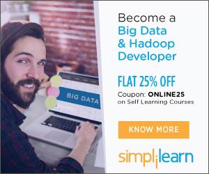 Big Data and Hadoop Developer Training