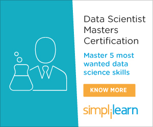 Data Scientist Masters Program