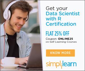 Data Science Certification Training - R Programming