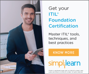 ITIL® Foundation Certification