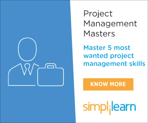 Project Management Expert Masters Program