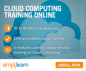 Cloud Computing Online Course