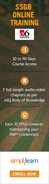 Six Sigma Green Belt Online Course