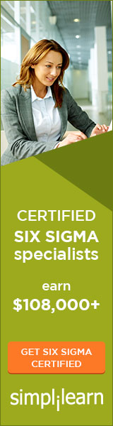 Six Sigma Green Belt Online Course from Simplilearn