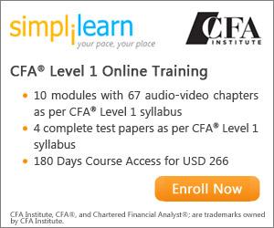 CFA Organizational Benefits