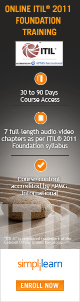 ITIL Foundation Online Course