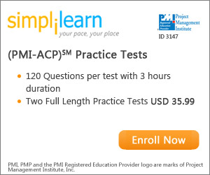 PMI ACP Online Courses by Simplilearn