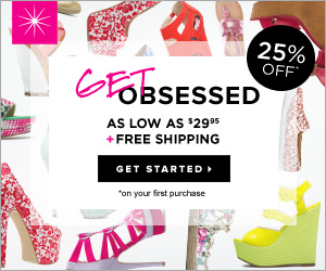 ShoeDazzle Shoe Collage
