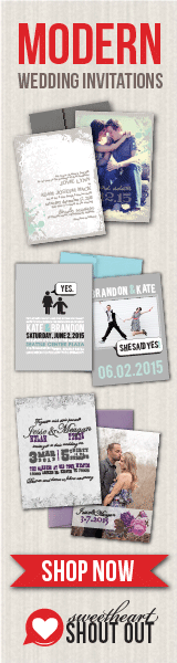 Wedding Invitations From Sweetheart Shout Out