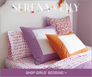 Shop all Girls Bedding at Serena & Lily.