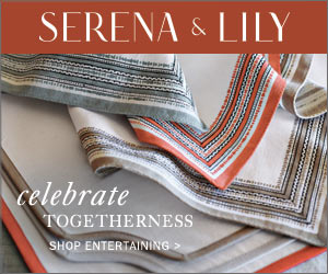 Celebrate togetherness. Shop all entertaining collections at Serena & Lily.