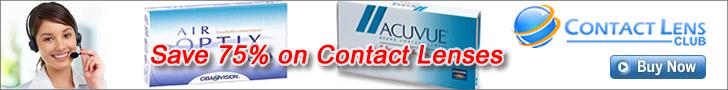 ContactLensClub.ca Contact Lenses Online