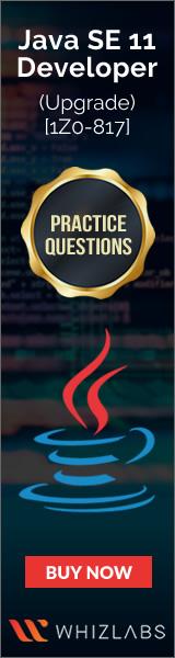 Java SE 11 Developer (Upgrade) [1Z0-817]