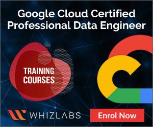 Google Cloud Certified Professional Data Engineer
