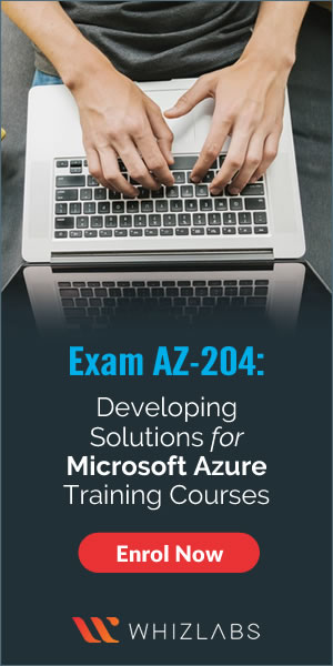 Azure AZ 204 Training Course