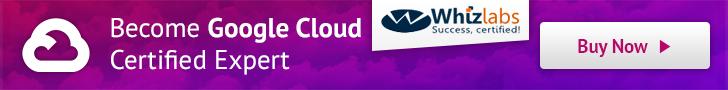 Google Cloud Certified Professional Cloud Architect