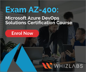 AZ-400 Microsoft Azure DevOps solutions Exam Certification