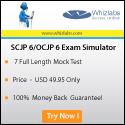 SCJP 6 Exam Simulator 125X125