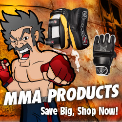 MMA Training Gear