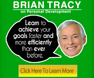 Brian Tracy Personal Development