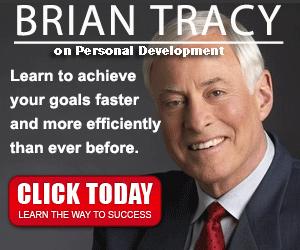 Brian Tracy Personal Development