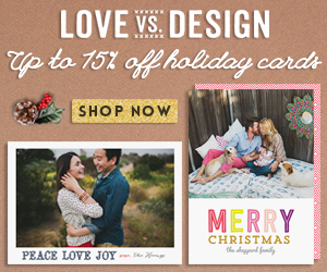 holiday cards promo